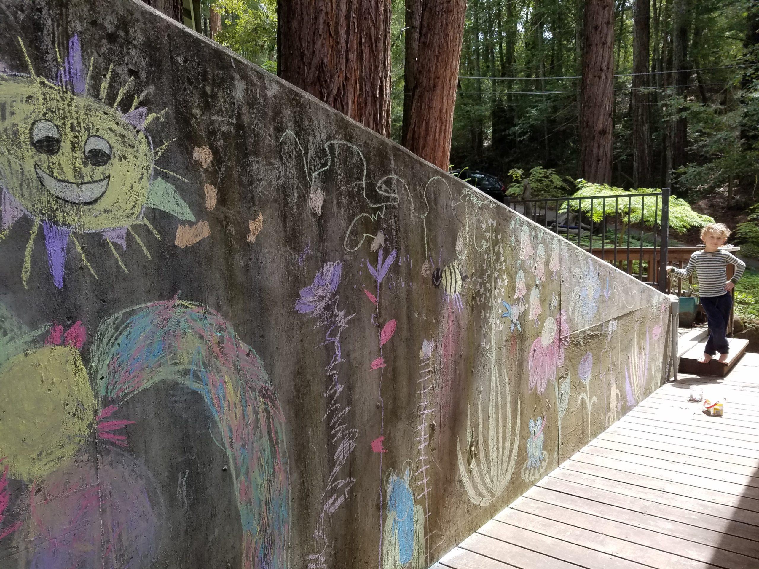 Chalk Art Round 2