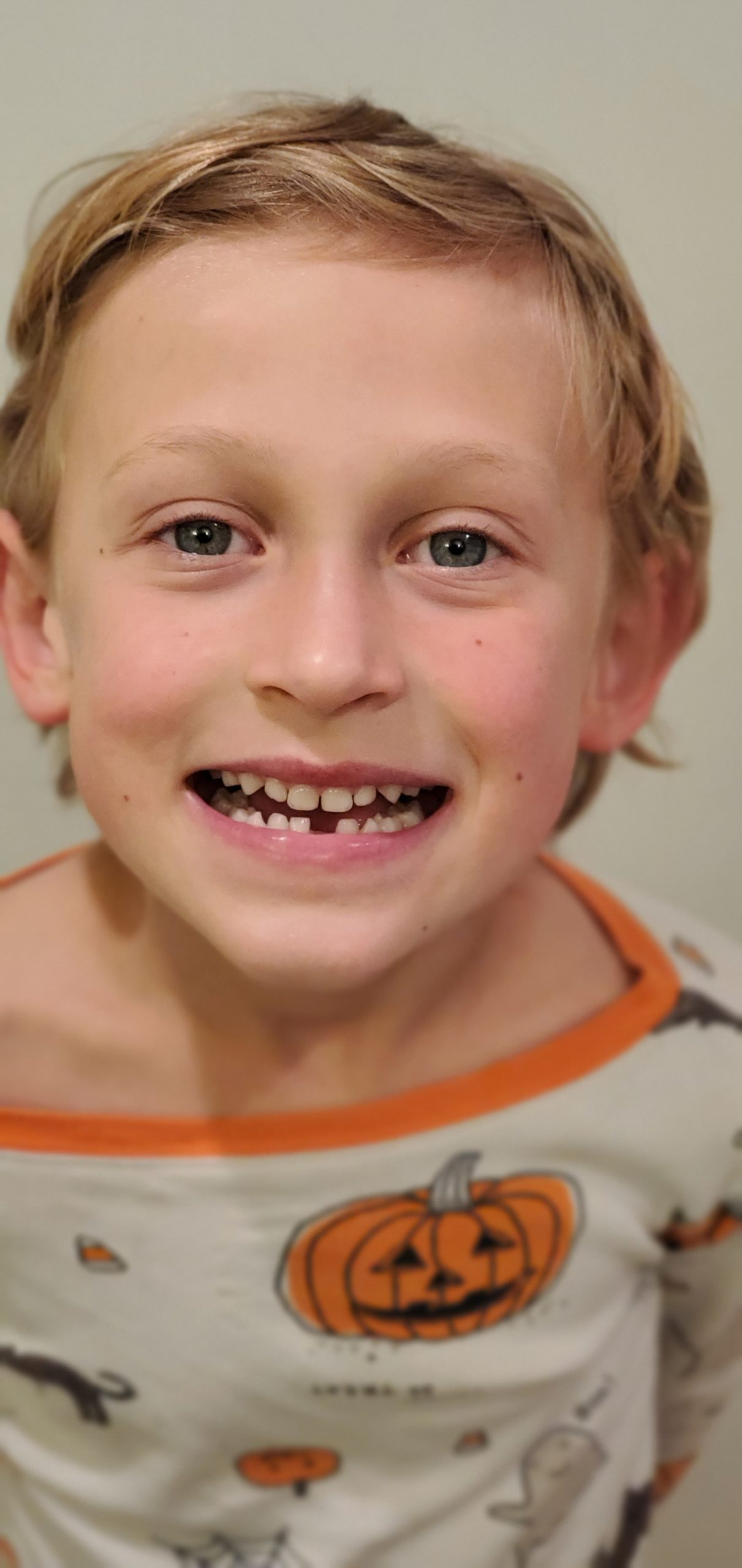 The Beginning of Toothless Grins
